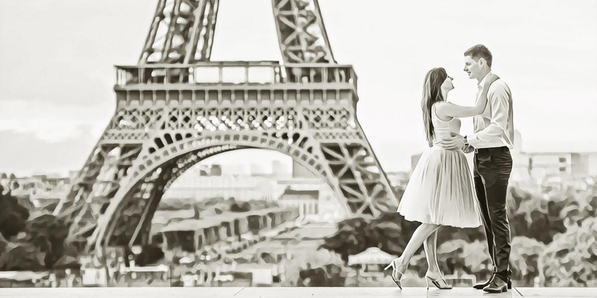 Самые романтичные места мира для признаний в любви