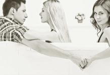 Почему влюбляются в женатых мужчин?