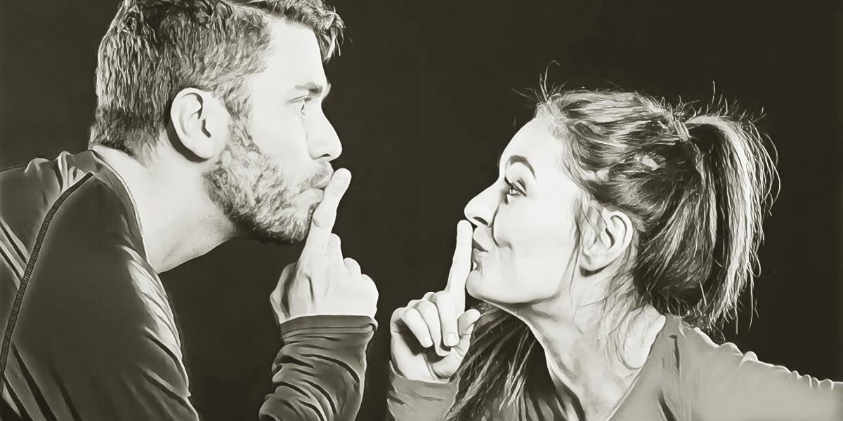 Ложь во спасение любви: мужские хитрости и женские уловки