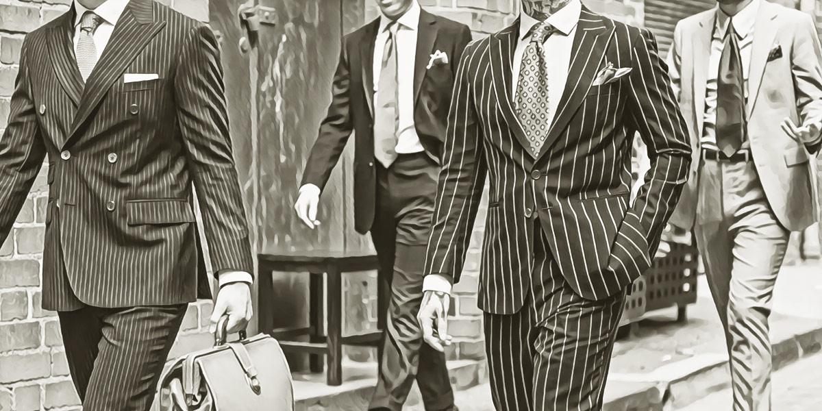 Цвет галстука и характер мужчины
