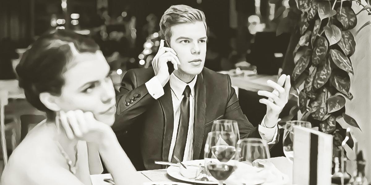 12 мужских ошибок на первом свидании