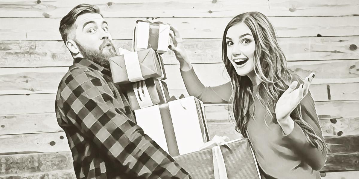 Как получать мужские подарки чаще?