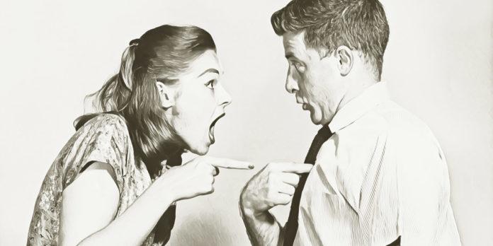 Семейная дипломатия. Как правильно ругать мужа?